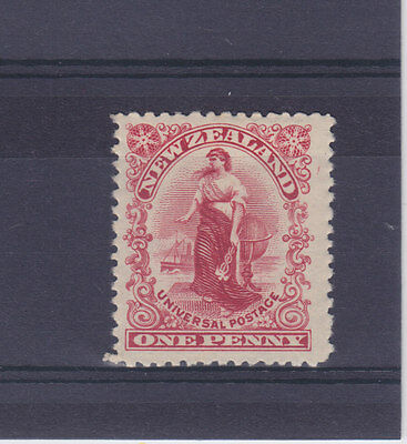 New Zealand QV 1901 SG 277  Very lightly Mounted Mint
