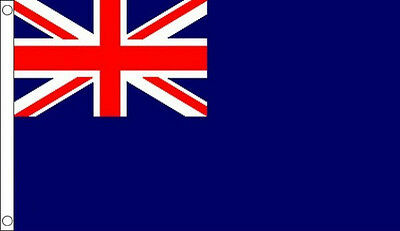 3' x 2' BLUE ENSIGN FLAG British Navy Naval Flags
