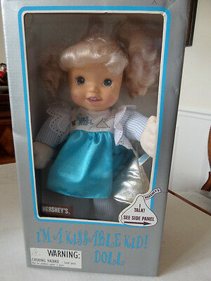 Hershey's Kissable Kid Doll by Horsman.