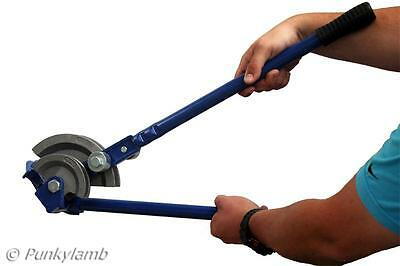 Heavy Duty Plumbers Pipe Bender 15mm and 22mm Pipes Plumbing Plumber Tool New