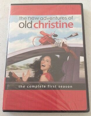 The New Adventures of Old Christine - The Complete First Season 1(DVD,2008) NEW