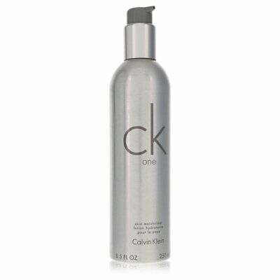 CK ONE by Calvin Klein Body Lotion/ Skin Moisturizer 8.5 oz For Men