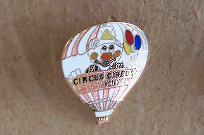 Circus Circus Hotel Las Vegas Reno hot air balloon pin c28053 aire