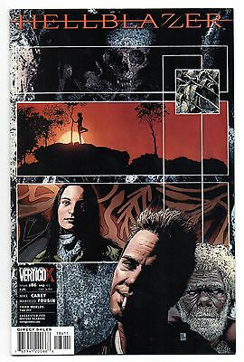 Hellblazer Vol 1 No 186 Sep 2003 (NM) DC Comics, Vertigo, Modern Age (1980-Now)