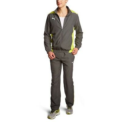 PUMA FOUNDATION SUIT Trainingsanzug Sportanzug Jogginganzug