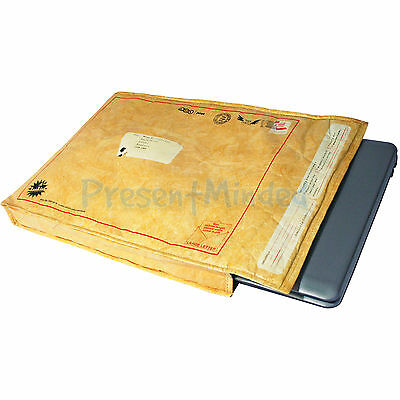 Undercover Laptop Sleeve Disguise Envelope Cover Bag Case Fits 8-17 inch Screens