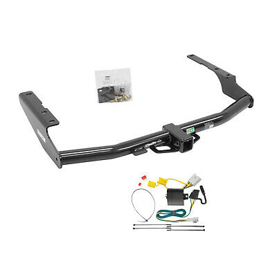 Draw-Tite Class III/IV Trailer Receiver Hitch & Wiring for Toyota Highlander