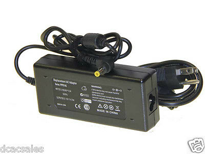 AC Adapter Power Cord Battery Charger 90W For ASUS K72JK K73E K75DE M50Sv Laptop