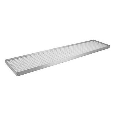 """Infra - DT5524TH - 24"""" x 5 1/2"""" x 3/4"""" Countertop Drain Tray"""
