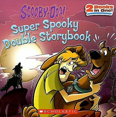 Scooby-Doo! Super Spooky Double Storybook, Scholastic Editorial, Good Book