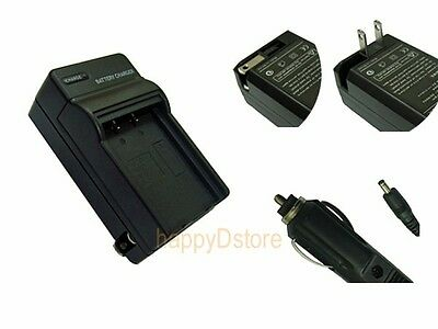 Battery Charger for Canon EOS 1D 5D 10D 20D 30D 40D 50D 300D D30 D60 Rebel
