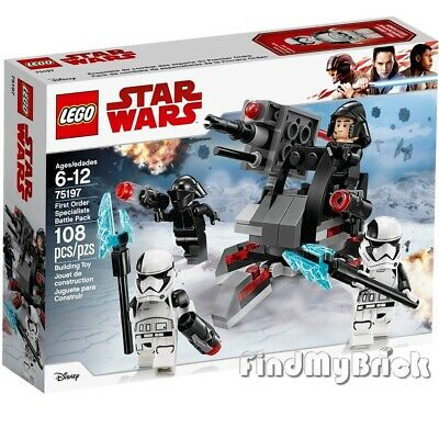 SW265 II NEW Lego Sith Lord Warrior Minifigure with Armor /& Darth Vader Head