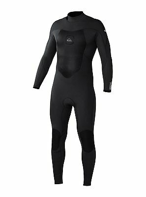 Quiksilver Syncro 5/4/3 Back Zip Fullsuit sizes S, MS, M - wetsuit new NWT