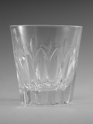 STUART Crystal - ABBEY Cut - Tumbler Glass / Glasses - 3 1/2""