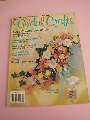 BRIDAL CRAFTS, Crafts Magazine by Crafts 'n Things