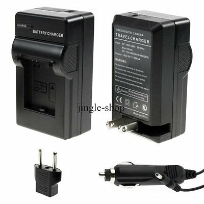New AC/DC Wall Charger Adapter Kit For Gopro HD Hero 3/2/1 3+ Camera AHDBT-301