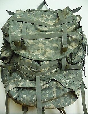 The Real Thing - US Military Official Army MOLLE II ACU RuckSack Back Pack Large