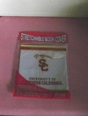 USC TROJANS University of Southern California Stretchable Book COVER