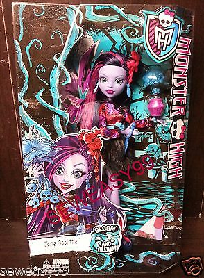 Monster High Gloom and Bloom Jane Boolittle Daughter of Doctor Boolittle