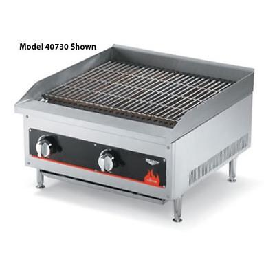 """Vollrath - 40728 - Cayenne® 12"""" Gas Charbroiler Grill"""