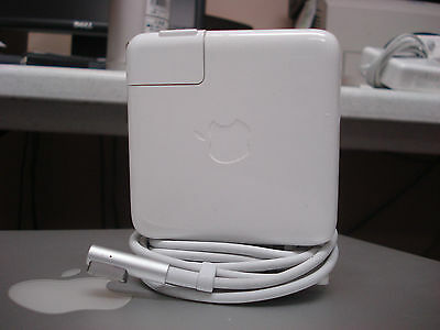 GENUINE ORIGINAL OEM APPLE MACBOOK PRO 60W AC POWER ADAPTER CHARGER A1184 A1330