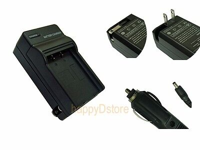 Battery Charger for Nikon Coolpix 3700 4200 5200 5900 7900 P3 P4 S10 P80 P90