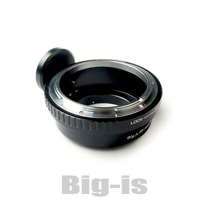 Tripod CANON FD Lens to Micro 4/3 M4/3 M43 Camera Adapter for Olympus EPL-1 EP2