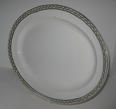 Wood & Son Cornell Burslem England Shola China Platter