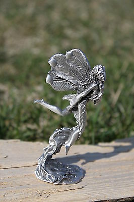 Lead Free Pewter Fairy Figurine fantasy Pixie mythical Gift NEW Free Shipping