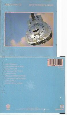Cd--Dire Straits -- --- Brothers In Arms