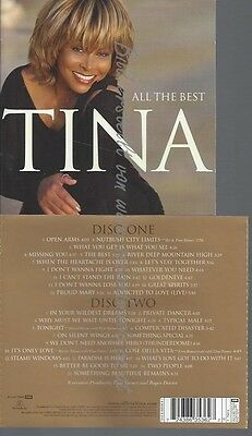 Cd--Tina Turner -- --- All The Best