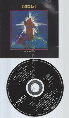 Cd--Enigma -- -- Mcmxc A.d.