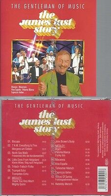 Cd--James Last -- -- Die James Last Story