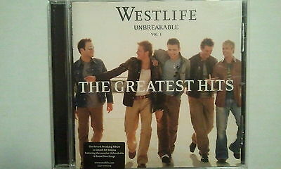 Cd--Westlife--The Greatest Hits Vol 1  --Album