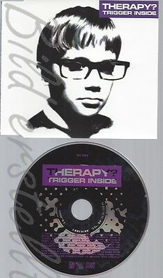 Cd--Therapy? --Trigger Inside--1994-
