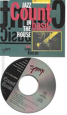 Cd--Count Basic -- --- Jazz In The House