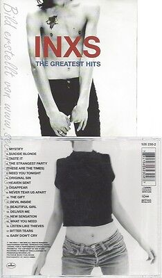Cd--Inxs -- -- The Greatest Hits