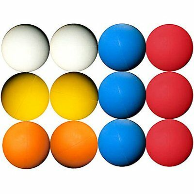 NEW Assorted Color NCAA NFHS Lacrosse Balls FREE SHIPPING