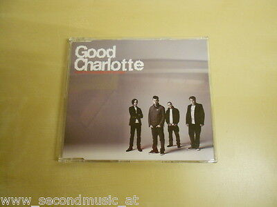 Maxi Cd-- Good Charlotte--Keep Your Hands Of My Girl--2  Tracks