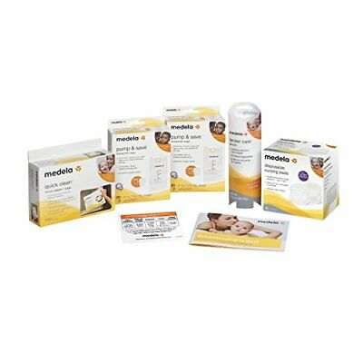 NEW Medela Accessory Starter Set FREE SHIPPING