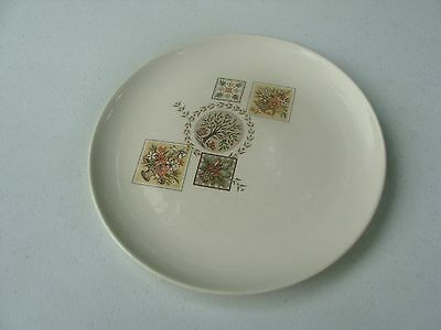 Taylor Smith Taylor China  BROCATELLE Dinner Plate 10 1/2'' NICE