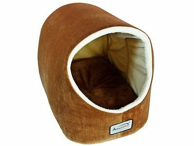 NEW Armarkat Cat Bed 18 Inch Long Brown FREE SHIPPING