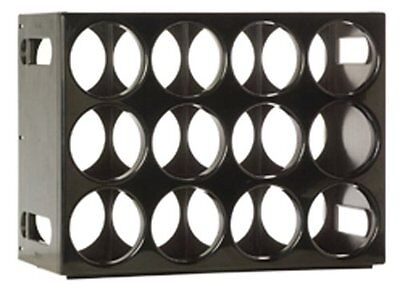 NEW Le Cellier Wine Rack Black FREE SHIPPING
