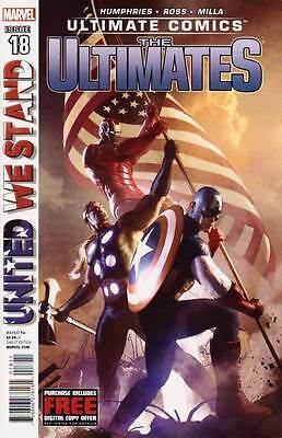 Ultimate Comics The Ultimates #18 Unread New Near Mint Marvel 2011 **4