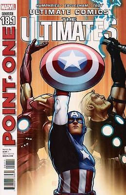 Ultimate Comics The Ultimates #18.1 Unread New Near Mint Marvel 2011 **4