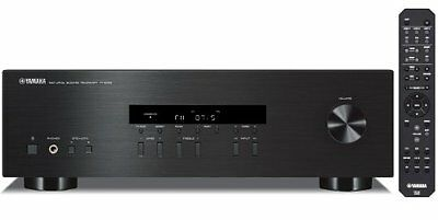 NEW Yamaha Natural Sound Stereo Receiver R S201BL FREE SHIPPING