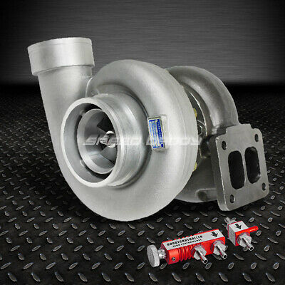 "Gt45 800+Hp T4/t66 3.5"" V-Band 1.05 A/r 92 Trim Turbo Charger+Boost Controller"