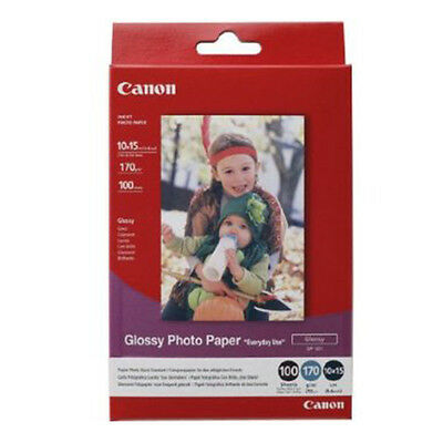 "Canon Paper GP-501 Photo Paper Glossy 210gsm 100 Sheets 10x15cm(4x6"")"