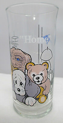 1982 Universal Pizza Hut ET Home Glass Limited Ed