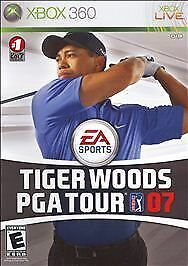 Tiger Woods PGA Tour 07 Xbox 360 DISC ONLY